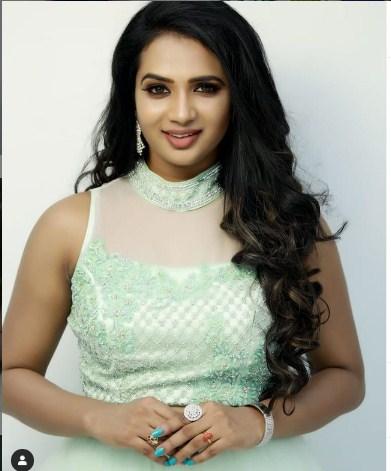 Saranya Anand,